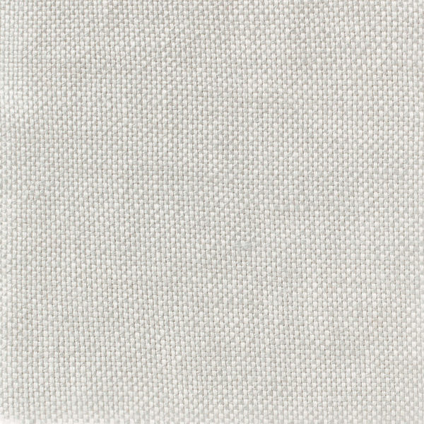 MELISA - Dual Weave Upholstery Linen - Parma Grey & White