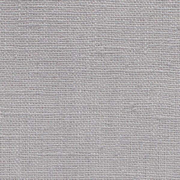 NEVA Plain Weave Linen - Volga Linen - Dove Grey