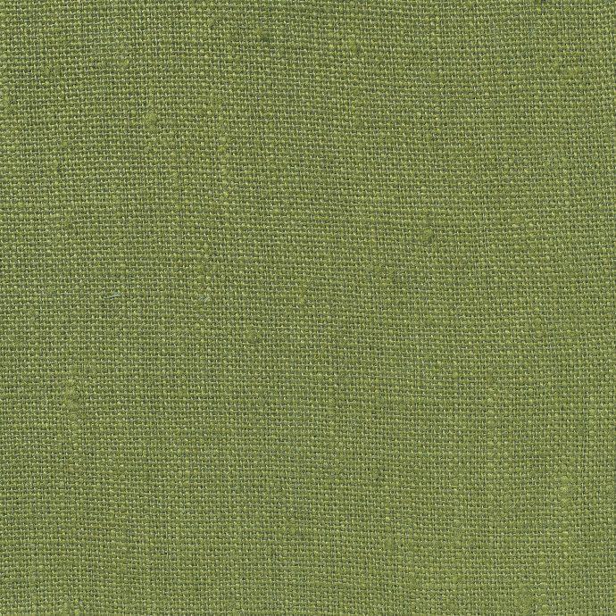 NEVA Plain Weave Linen - Volga Linen - Fern Green