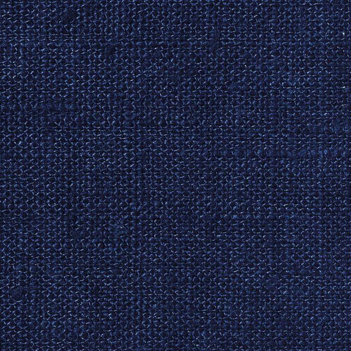 NEVA Plain Weave Linen - Volga Linen - Ink