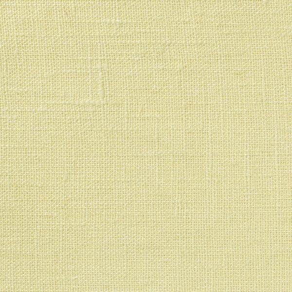 NEVA Plain Weave Linen - Volga Linen - Primrose