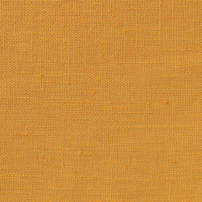 NEVA Plain Weave Linen - Volga Linen - Saffron