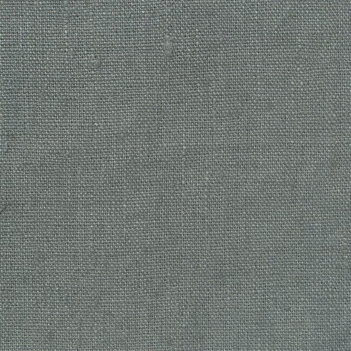 NEVA Plain Weave Linen - Volga Linen - Slate Grey