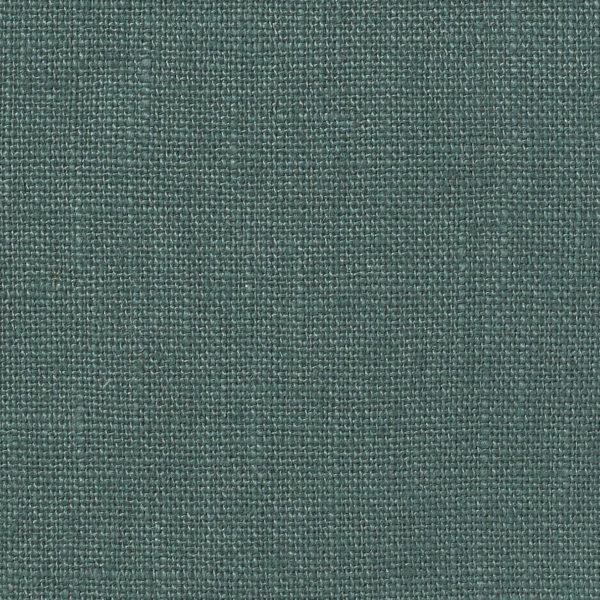NEVA Plain Weave Linen - Volga Linen - Teal
