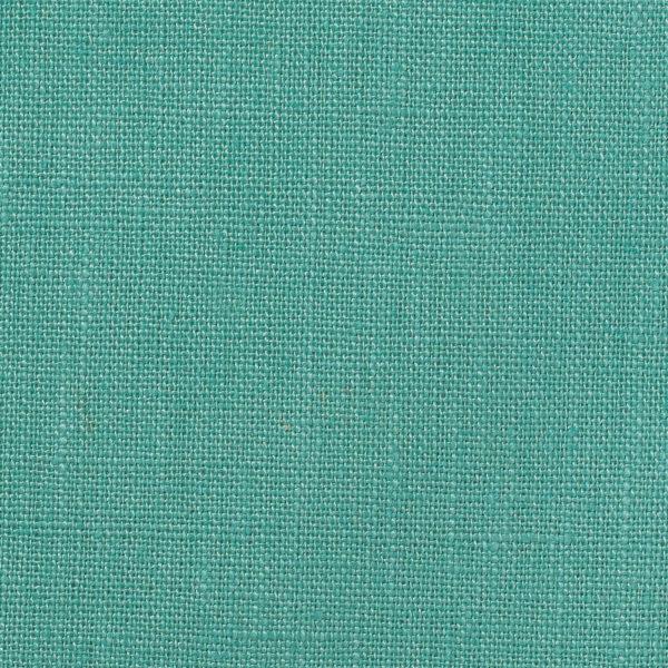 NEVA Plain Weave Linen - Volga Linen - Turquoise