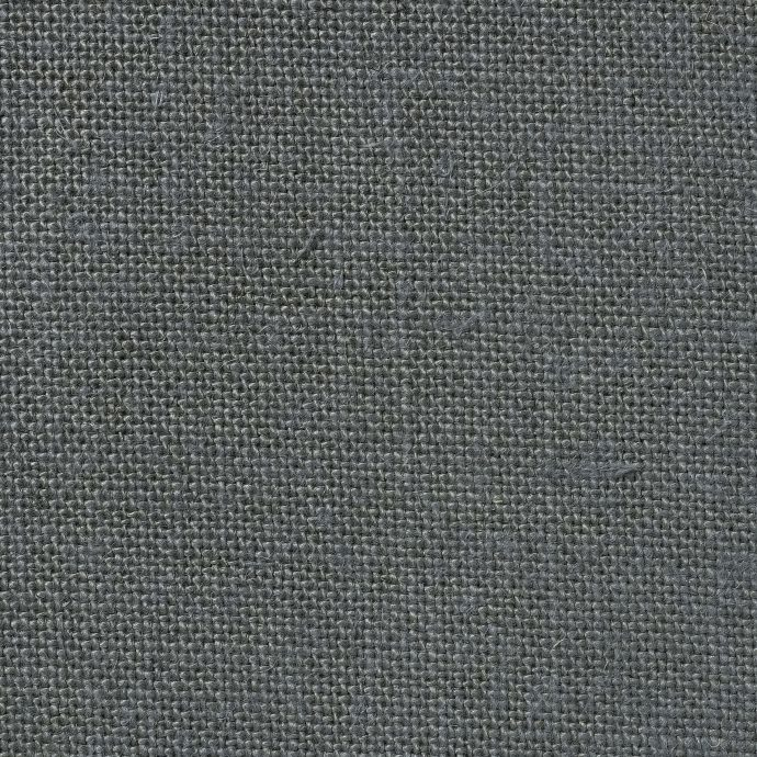 TUVA - Upholstery Plain Weave Linen - Slate Grey
