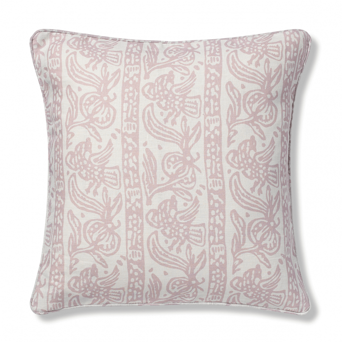 Finist Print Tea Rose Cushion Cover