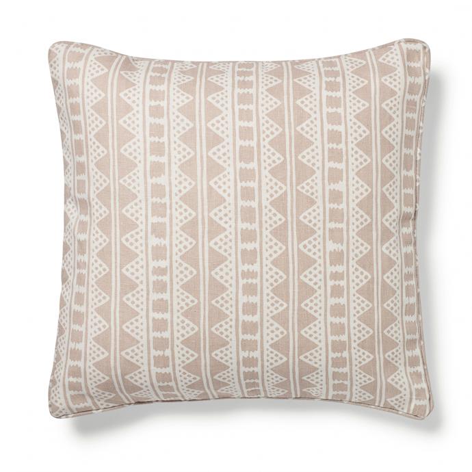 Kitezh Print Putty Cushion Cover