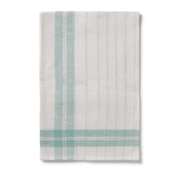 Stripe Kitchen Towel - Turquoise
