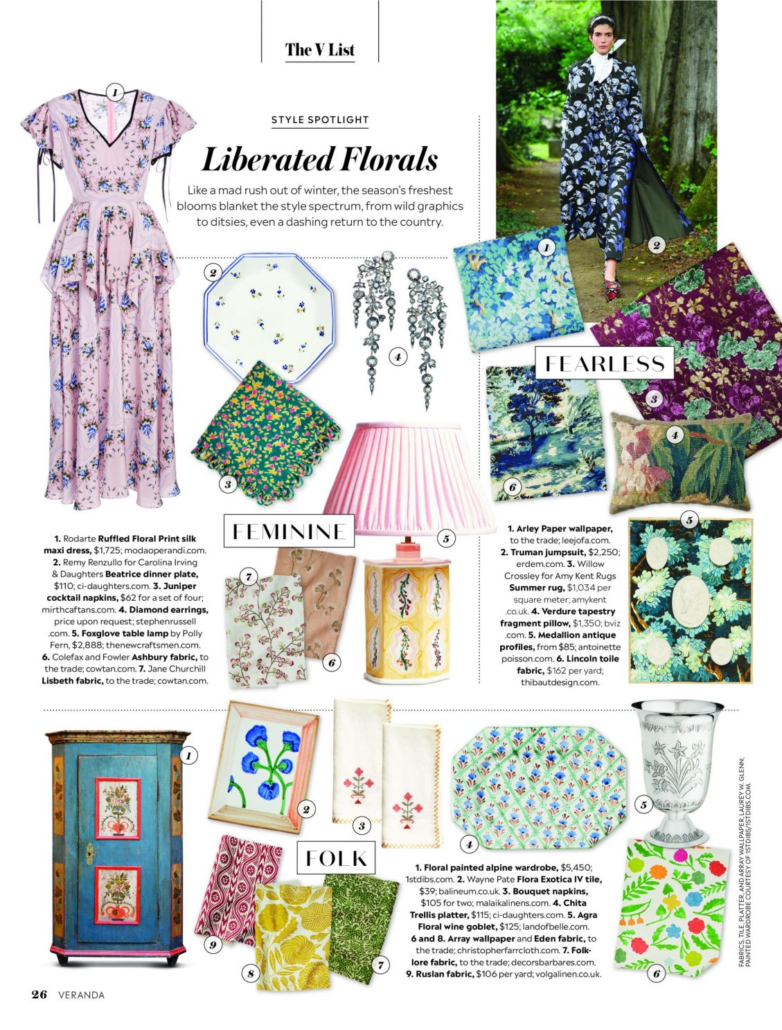 Veranda Magazine April 2021