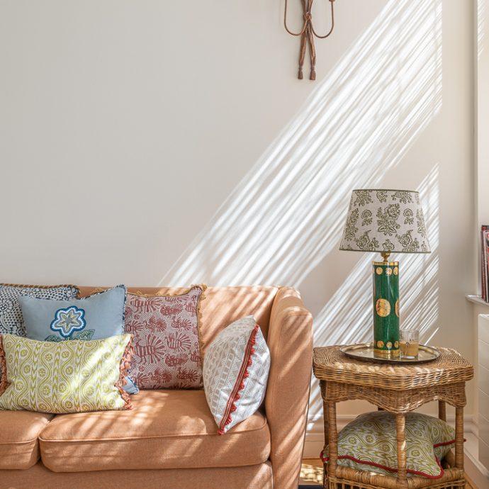 Print Cushion Covers - Volga Linen