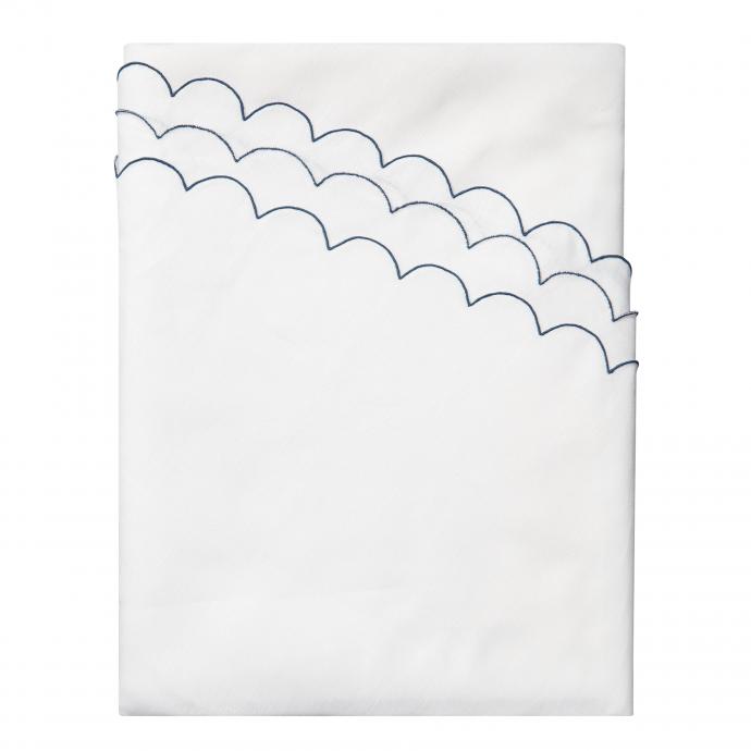 Scalloped Edge Tablecloth